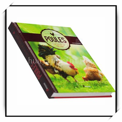 Hardcover Book Printing Services From China