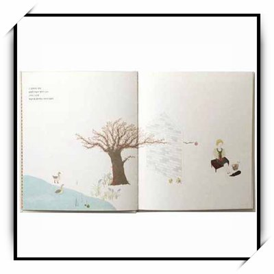 China Printer Print Childrens Book Good Quality