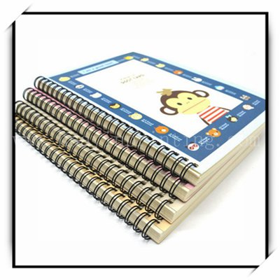 Custom Spiral Notebook Printing In China