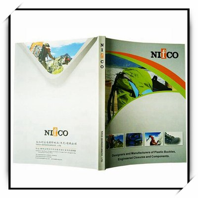 Good Quality Catalog Printing Company In China