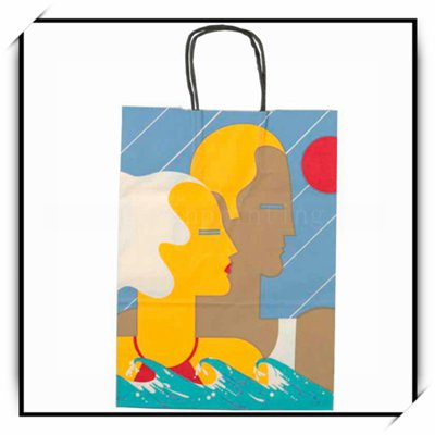Custom Paper Bag Printing From China Manufacturer