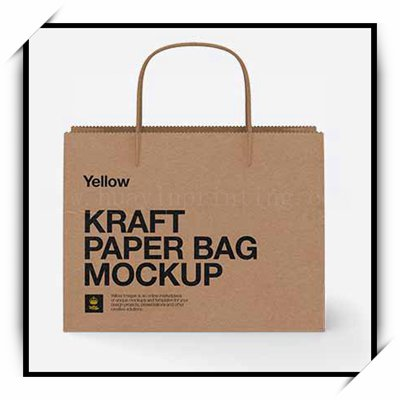 Best Quality Custom Brown Paper Bags China Printer