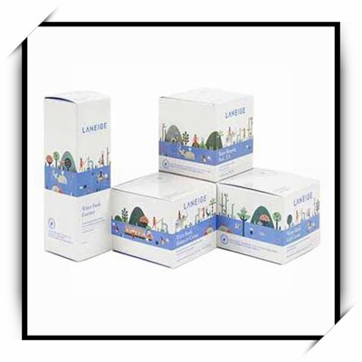 Custom Cosmetic Packaging Boxes China Factory