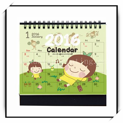 Cheap Price Print Monthly Calendar In China