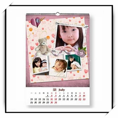 Direct Factory Customized Calendar Low Cost