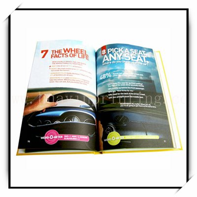 China Factory Offer Affordable Magazine Printing