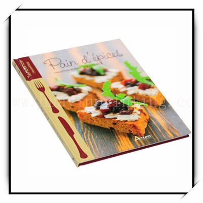 Good Quality Recipe Book Printing From China