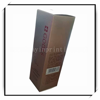 Factory Custom Product Packaging Box From China