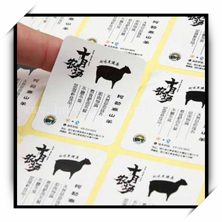 Customized Stickers Supplier From China