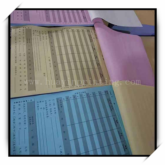 2019 Factory Manufacture Carbonless Order Forms