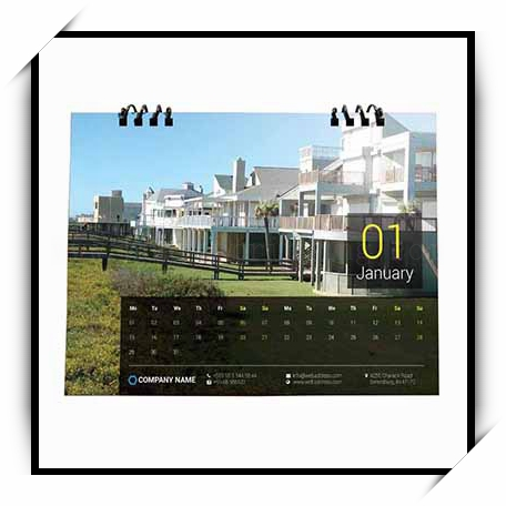 Low Cost Custom Calendar Print From China